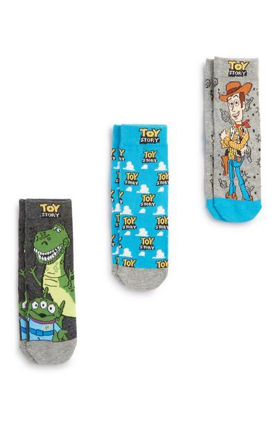 Toy Story Socks 3Pk