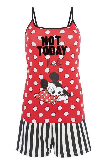 Mickey Mouse Cami Pyjama Set