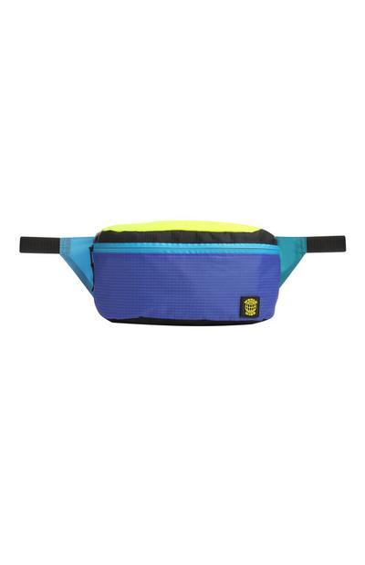Blue Bum Bag