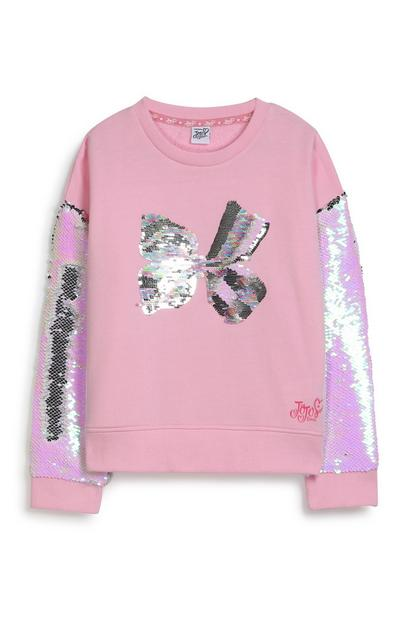 Older Girl Sequin Jumper