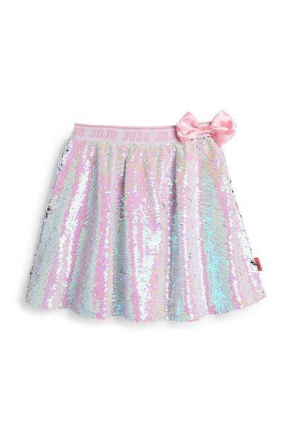 Jojo Sequin Skirt