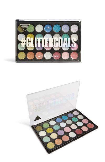 Eco-Friendly Glitter Eye Palette