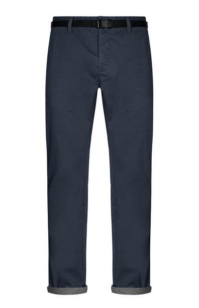 Grey Chino Trouser