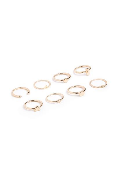 Rings 8Pk
