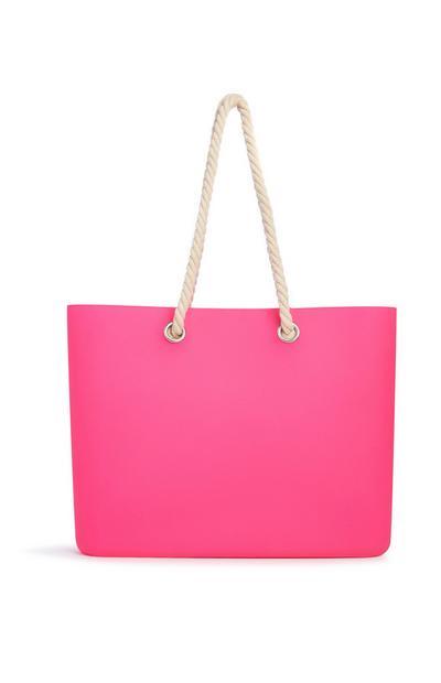 Pink Shopper Bag