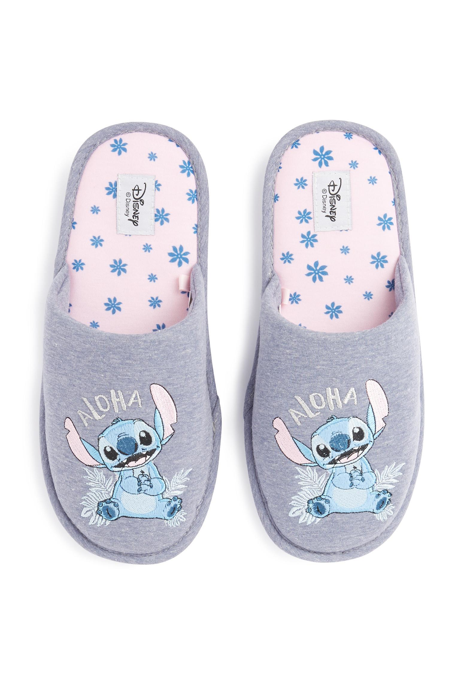Stitch Slippers