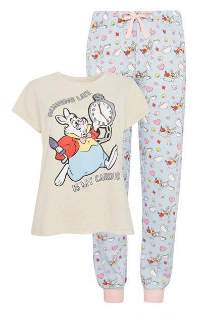 Alice In Wonderland Pyjama Set