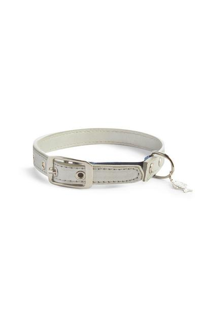 Grey Cat Collar