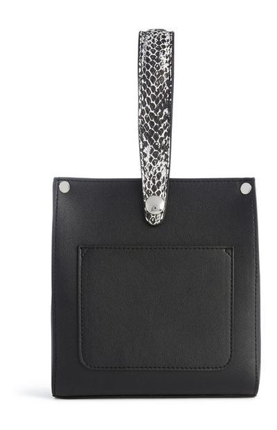 Black Loop Bag