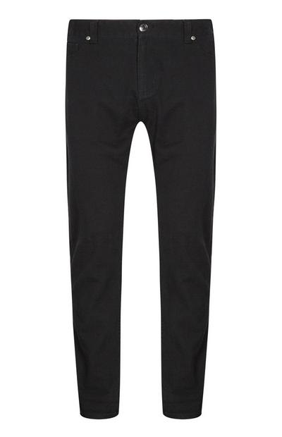 Black Slim Trouser