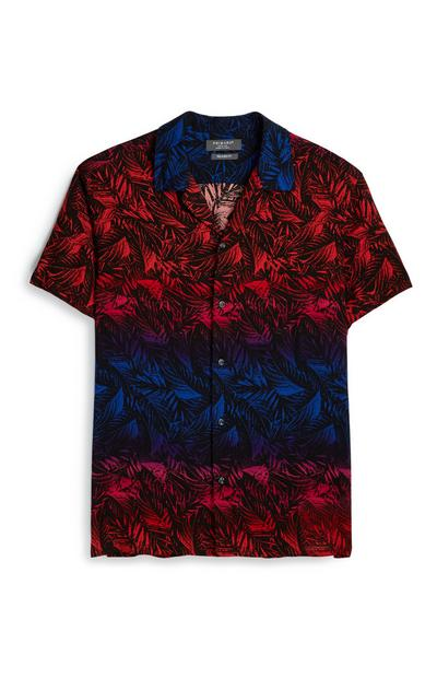 Ombre Print Shirt