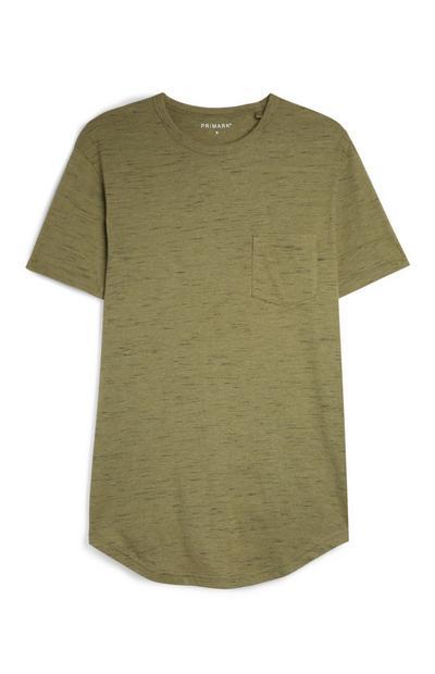 Khaki Texture T-Shirt