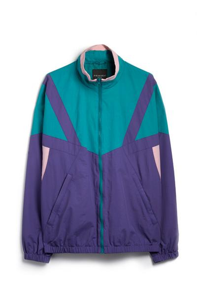 Green And Purple Jacket