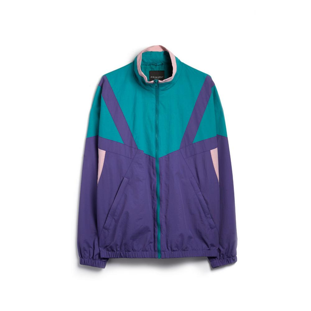 ventas calientes 47b7a 452e5 Green And Purple Jacket | Coats & Jackets | Mens ...