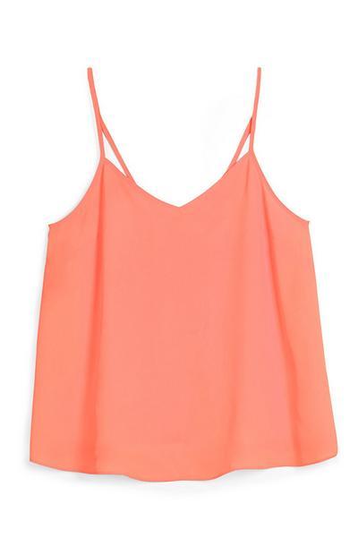 Peach Cami Top