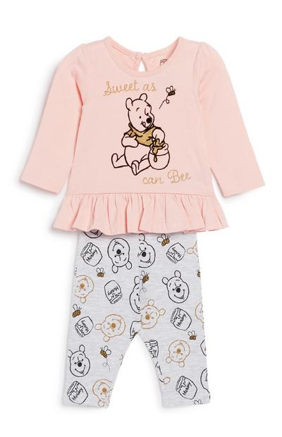 Winnie The Pooh Outfit Set