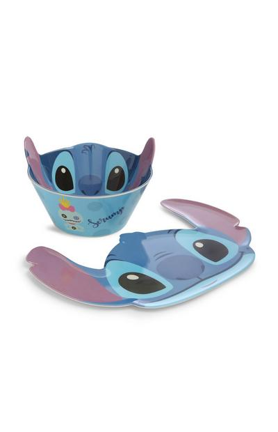 Stitch 2Pc Dinner Set