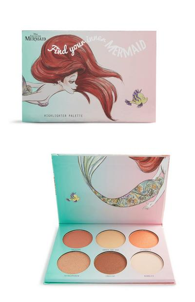 Little Mermaid Highlighter Palette