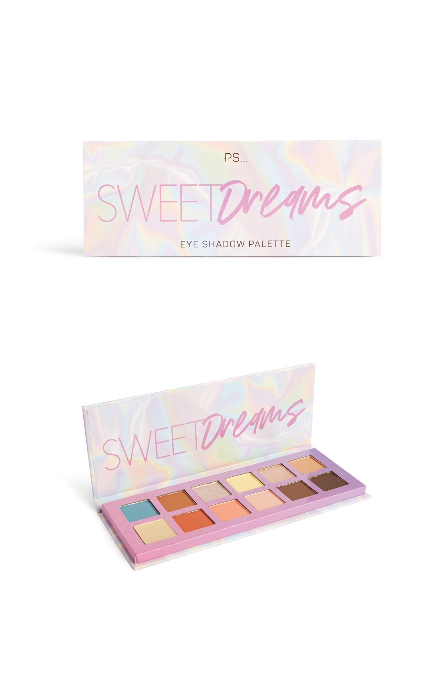 Sweet Dreams Eyeshadow Palette