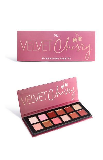 Velvet Cherry Eye Shadow Palette