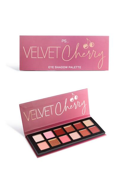 Velvet Cherry Eye Shadow Palette