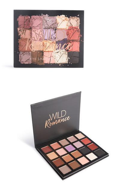 Wild Romance Eye Shadow Palette