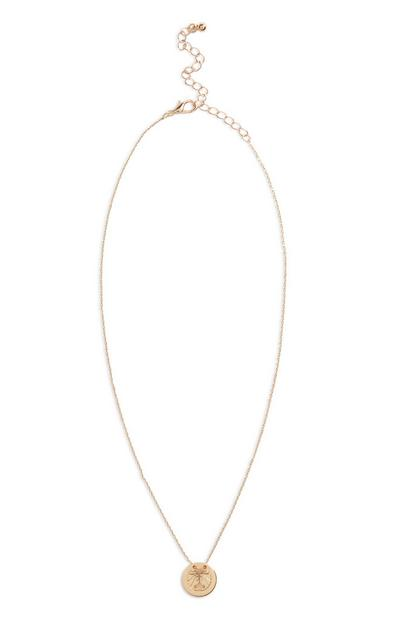 Star Sign Necklace Gemini