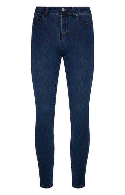 Mid Blue Skinny Jean