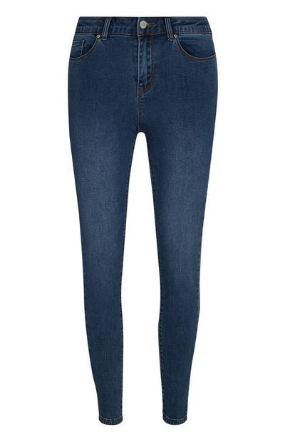 Mid Blue Strech Skinny Jean