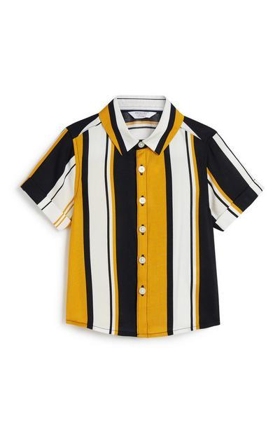 Baby Boy Stripe Shirt