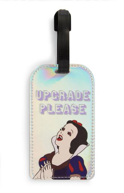 Snow White Luggae Tag