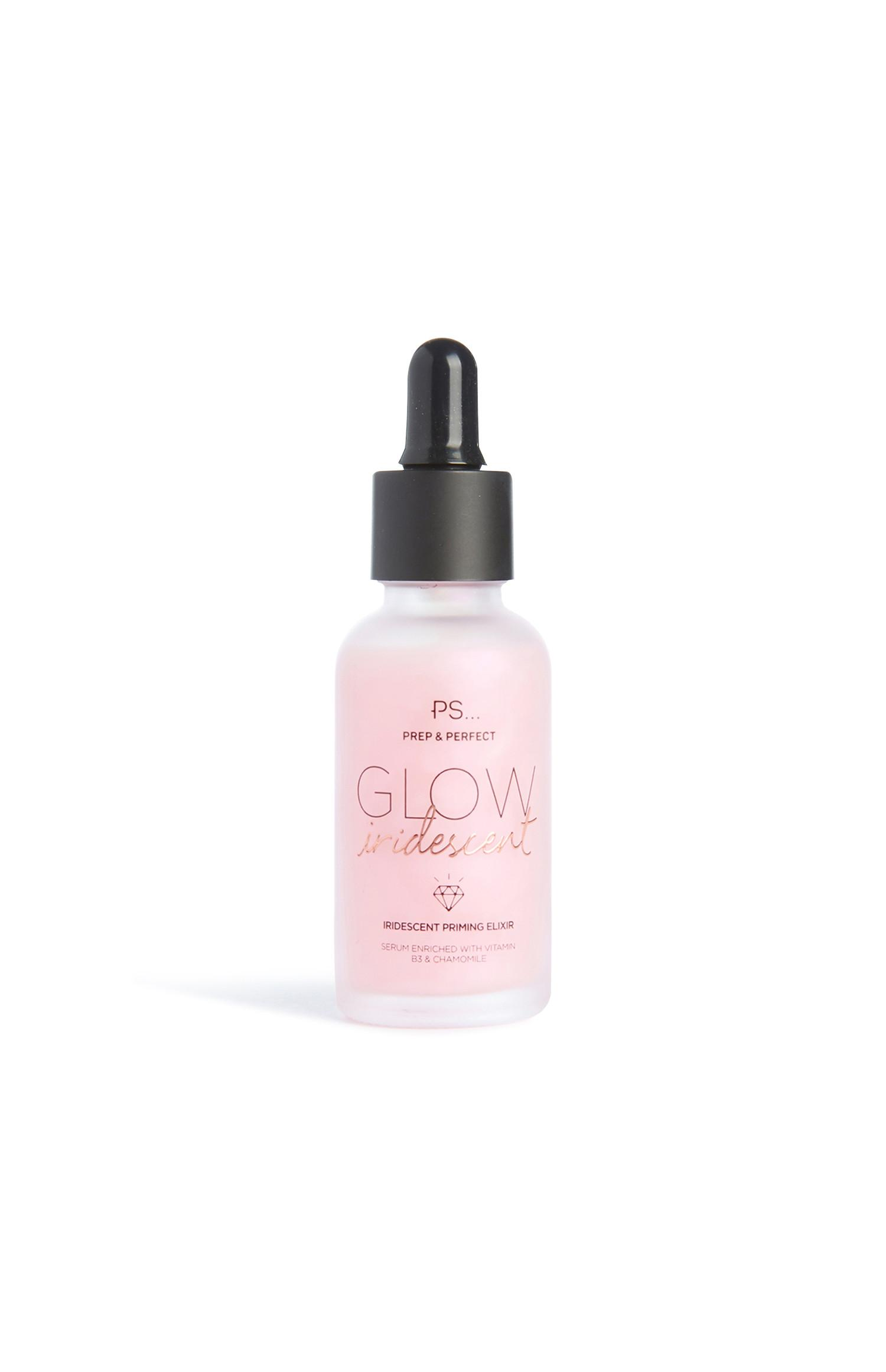 Pink Highlighter Glow Drops