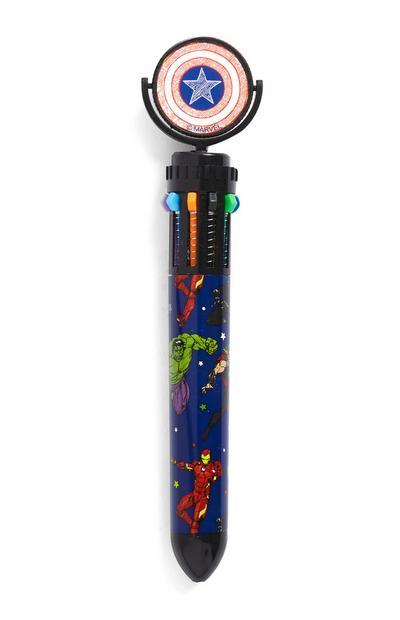 Marvel 10 Colour Pen