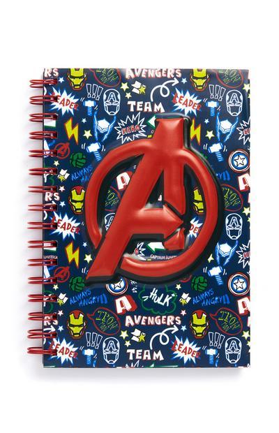 Avengers Notebook