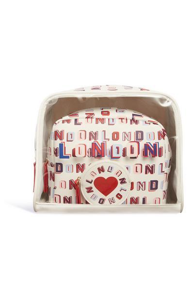 London Bag 3Pk