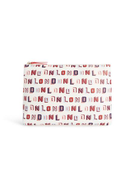 London Wash Bag