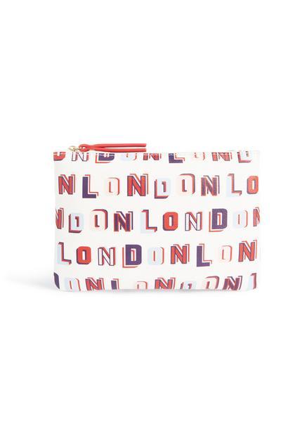 London Wash Bag