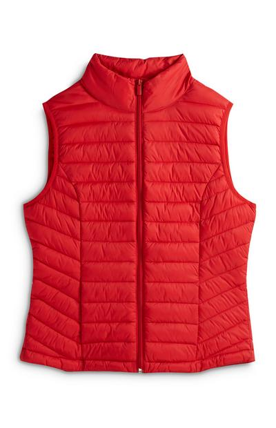 Red Gilet