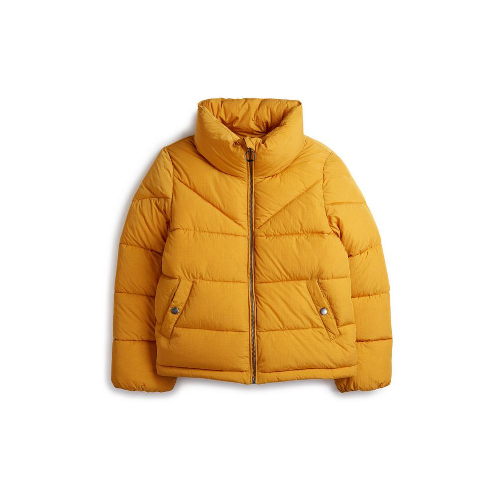 new photos Buy Authentic various kinds of Older Girl Yellow Puffer Jacket | Girls Wear | Kids ...