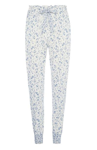 Ditsy Print Pyjama Trouser