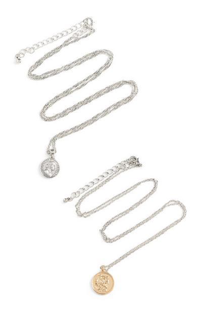Necklace 2Pk