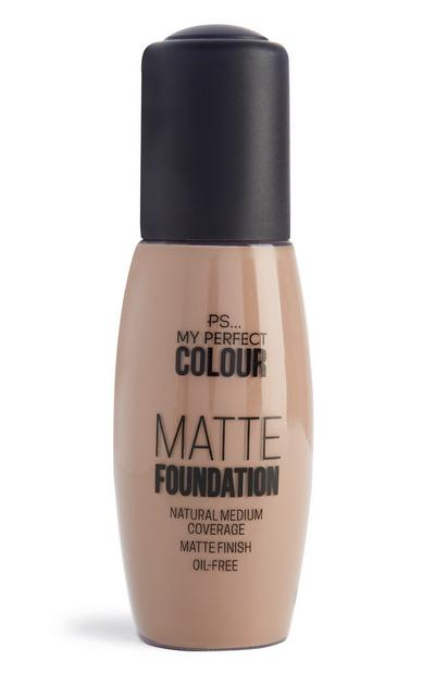 Matte Foundation Cool Sand