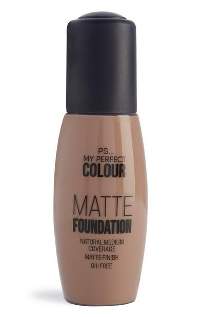 Matte Foundation Nude Beige