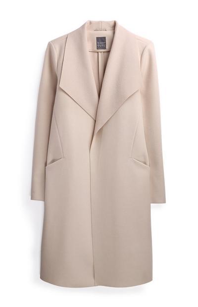 Cream Duster Coat