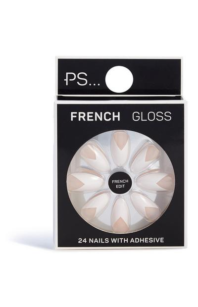 French Gloss Nails