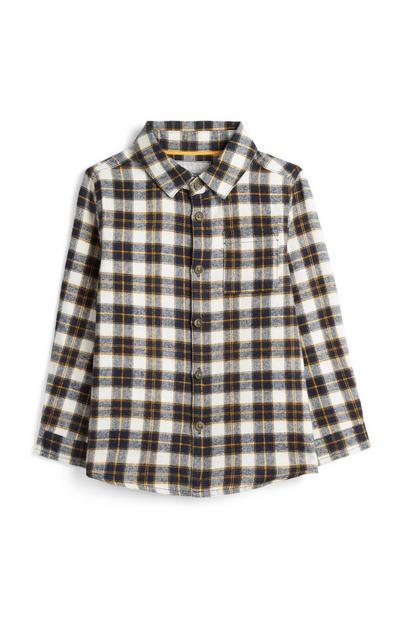 Baby Boy Check Shirt