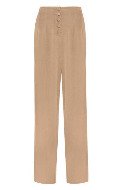 Camle Wide Leg Trouser