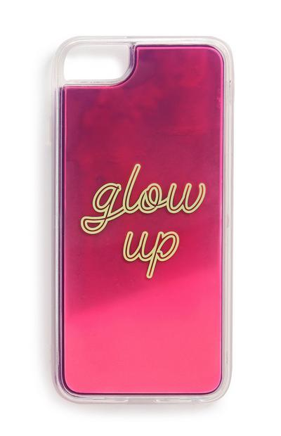 Pink Glow Up Phone Case