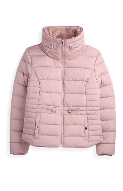 Blush Padded Coat