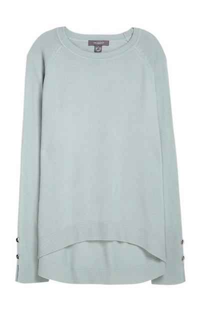 Teal Supersoft Jumper